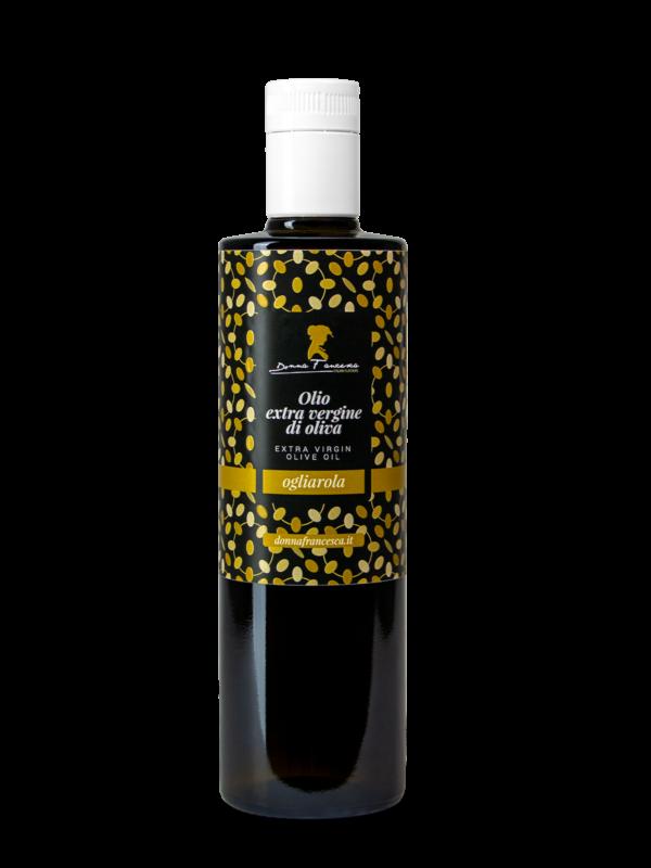 ogliarola olio extravergine di oliva donna francesca