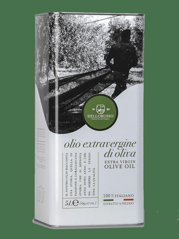 olio extravergine di oliva donna francesca