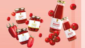 pomodori e conserve artigianali donna francesca