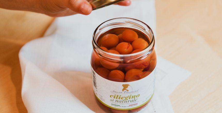 conserve pomodoro donna francesca