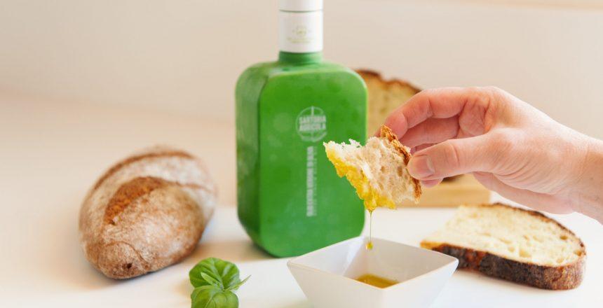 i benefici dell'olio extravergine di oliva Donna Francesca